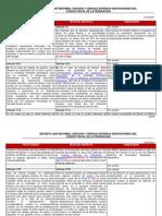 Comparacion Codigo Fiscal Modificaciones 2012