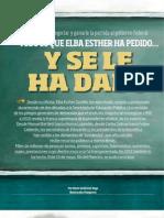 Gutiérrez, Todo lo que Elba Esther ha pedido