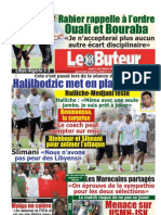 LE BUTEUR PDF du 06//09/2012
