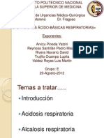 Trastornos Ab Respiratorios