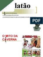 A FILOSOFIA DE PLATÃO