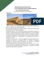 Construcción Con Pacas De Paja Una Alternativa Sustentable Ante El Cambio Climático