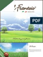 Bel Frantoio Catalog