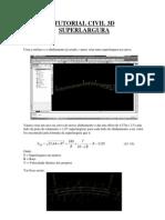 Tutorial Civil 3D - Superlargura[1]