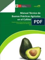 Manual Técnico de Buenas Prácticas Agrícolas en el Cultivo de Palto