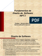 Fundamentos de Diseño de Software
