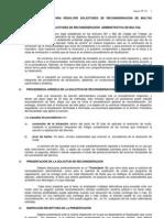 Circ 112 Anexo 10 Normas y Criterios Para Resolver Solicitudes de Reconsideracion de Multa Administrativa