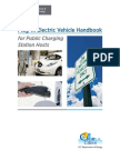 Plug in EV Handbook for Public Charging Station Hosts