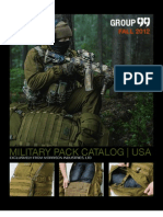 Group 99 Fall 2012 Catalog