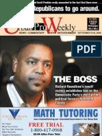 Urban Pro Weekly September 6,  2012