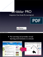Scribblar Pro Integration