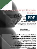 Depresión y Embarazo
