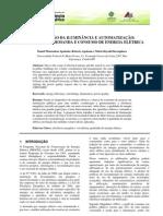 Adequação da iluminância e automatização - Impactos na demanda e consumo de energia elétrica