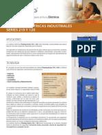Calderas Electricas Industriales 210 120