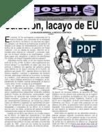 KGOSNI 110-CALDERÓN, LACAYO DE EU