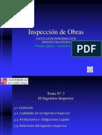 Tema 3 El Ingeniero Inspector