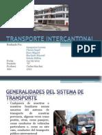 El Sistema de Transporte Intercantonal