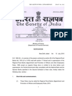 RRB Appointment and Promotion Rules - 2010 English