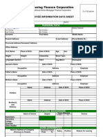 Information Data Sheet_2012