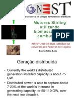 Biomass Stirling