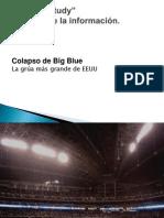 Colapso de Big Blue Safety Topic