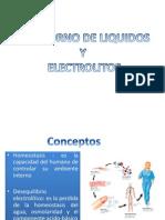 Trastorno de Liquido y Electrolito Sodio