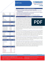 Go Ahead for Equity Morning Note 06 September 2012-Mansukh Investment and Trading Solution
