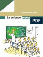 AA VV La Science Insolite