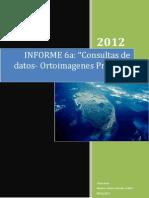 Consultas de datos- Ortoimagenes Proyecto PITSA