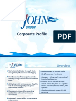 St John Corporate Presentation