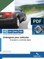 Catalogo Sachs Embragues PC 2010