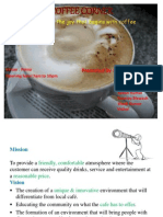 Coffe Cafe Business Plan
