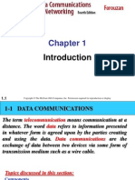 ch01-SLIDE-[2]Data Communications and Networking By Behrouz A.Forouzan