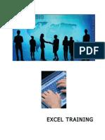 Excel Training Handbook Aprilie 2010