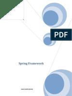 Spring Framework-Javier Sevilla