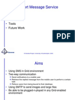 SMS Presentation