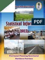 Statistical Information 2012 - Northern Province
