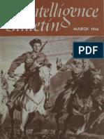 Intelligence Bulletin ~ Mar 1946