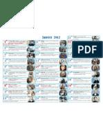 Calendrier 2012 du Père Samuel p3