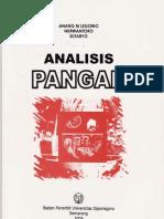Analisis Pangan Buku