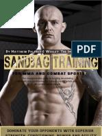 Sandbag Training For MMA & Combat Sports - Sample