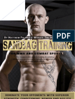 Sandbag Training For MMA & Combat Sports - Sample
