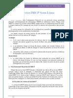 Service DHCP Sous Linux 'Cours'