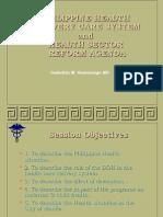 Philippine Health Delivery
