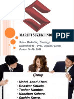 20230666 Maruti Suzuki India