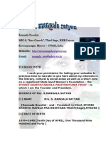 Mangala Eng Biodata