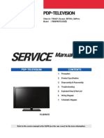 Samsung Pdp Tv Ps58p96fdxxee Chassis f30a p Europe 58fhd Saffron Sm