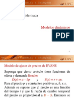 3.7 Modelos dinámicos