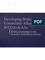 developing strategic community alliances website