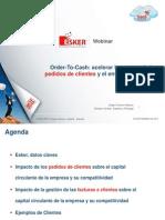 Presentación Webinar Esker Order-to-Cash